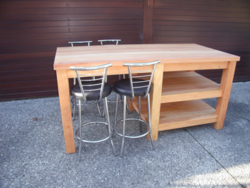 Handcrafted Furniture Butchers Blocks And Tables Handmade In Nz
